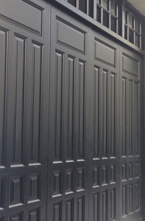 door wood restore