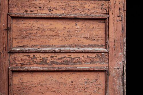 door old vintage