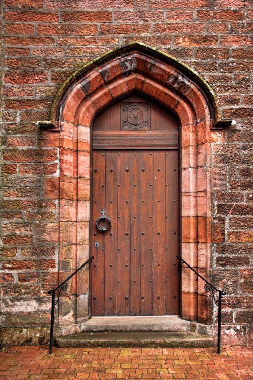 door portal input