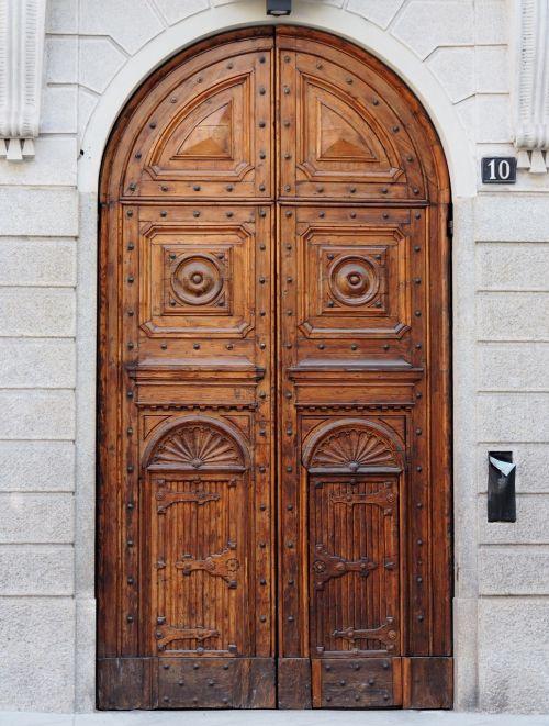 door wood old door