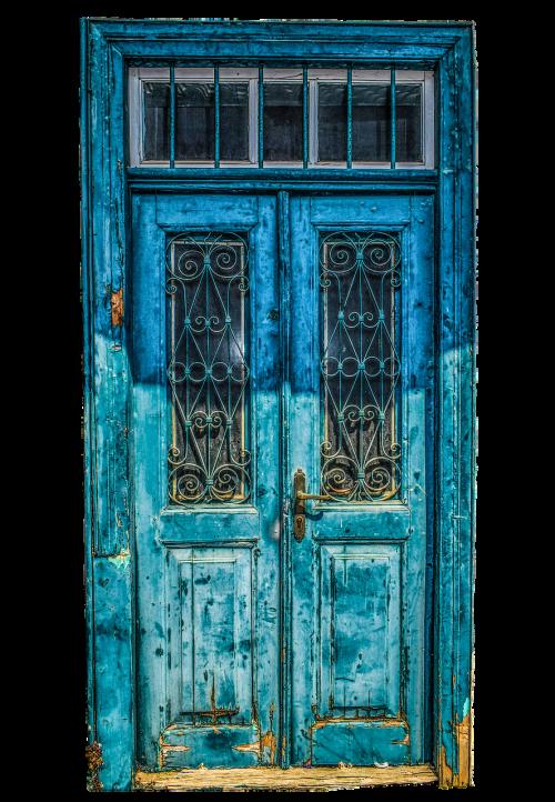 door input wood