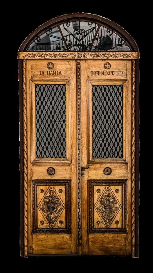 door front door old