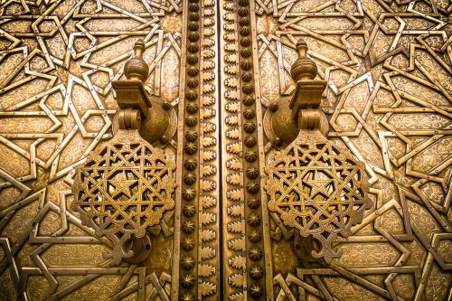 door knobs mosque