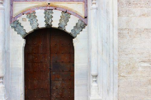 door old istanbul