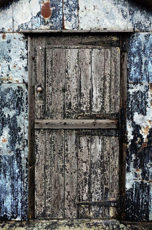 door old texture
