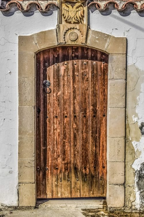 door architecture old