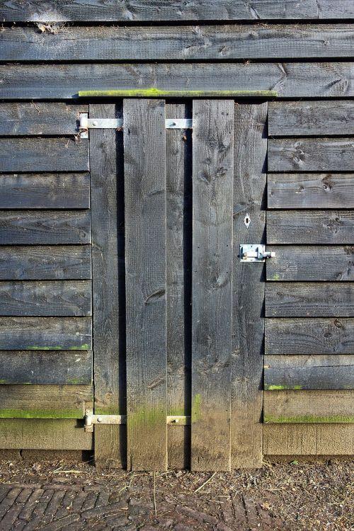 door entrance front