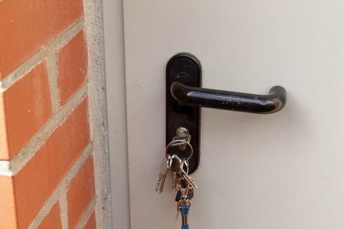 door wall key