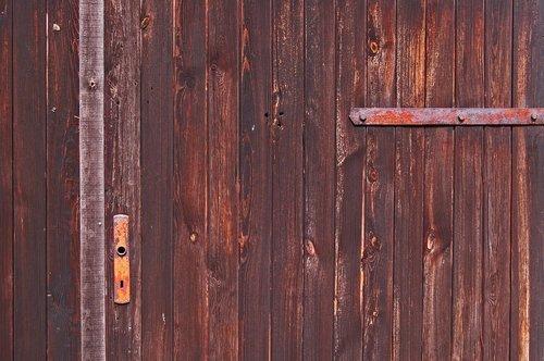 door  goal  barn door