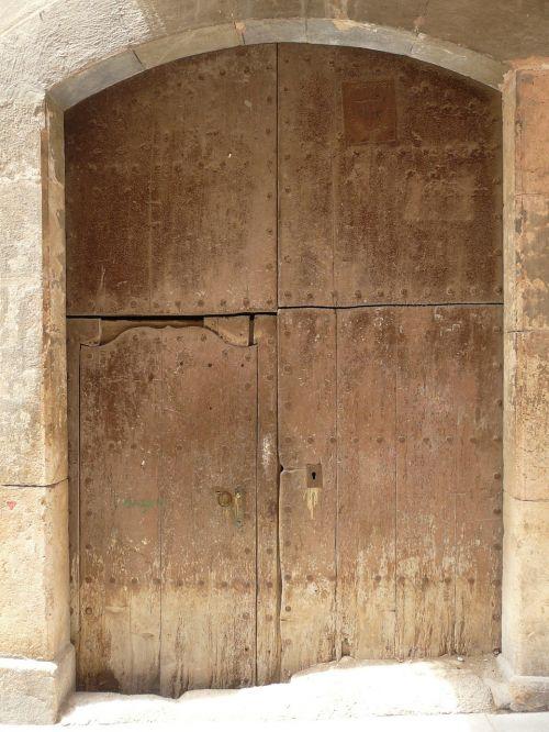 door wood wooden