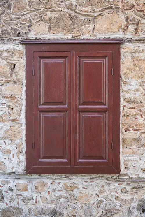 door  building  old