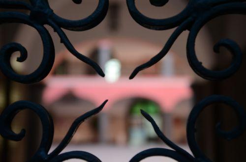 door detail backlight
