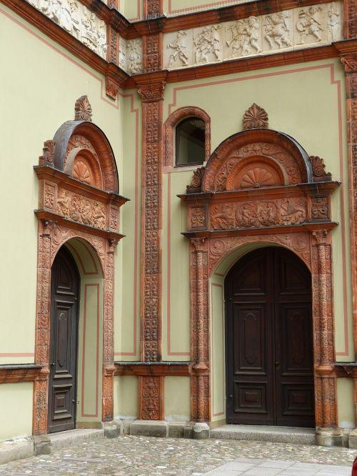 door goal portal