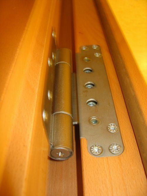 door hinge metal