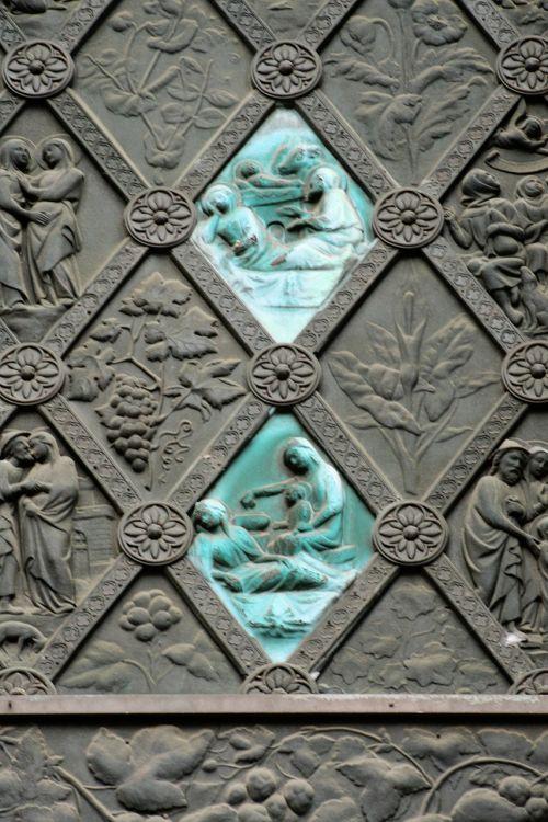 door cathedral strasbourg