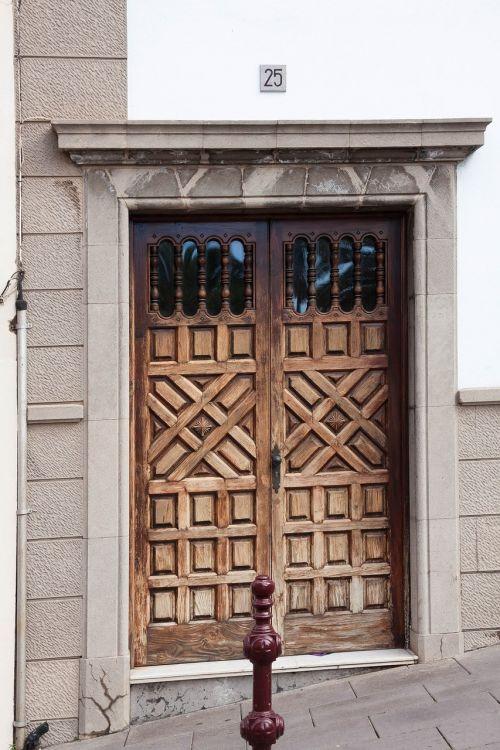 door town home input