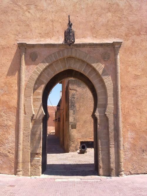 door morocco entry