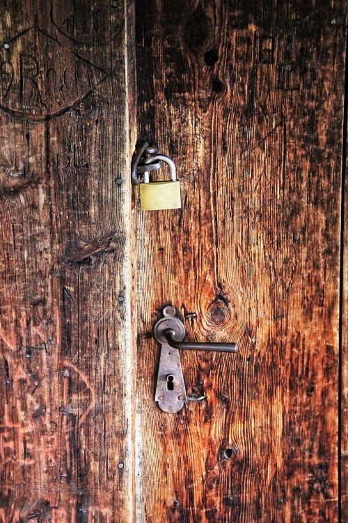 door castle wood