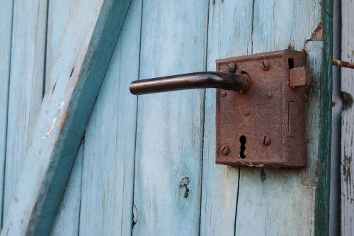 door castle door lock