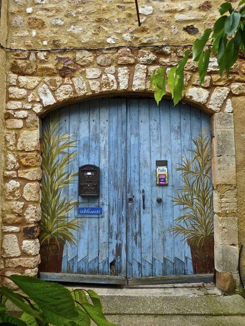 door entrance home