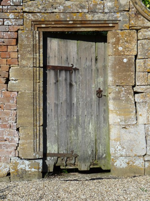 door goal old