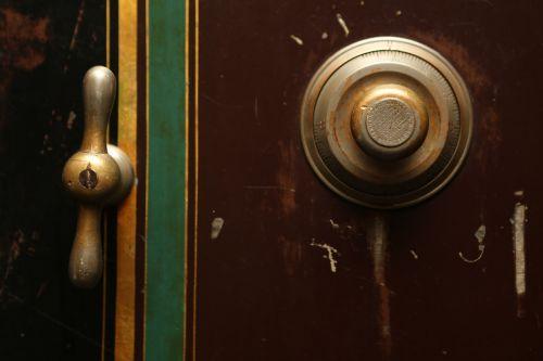 door bell door knob bell