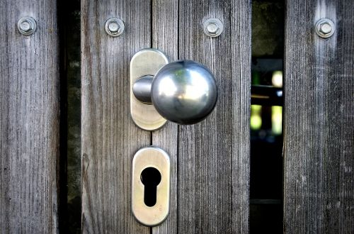 door handle ball grip castle