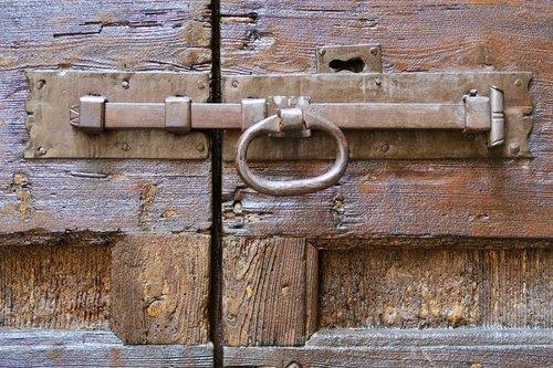 door handle  door  gate