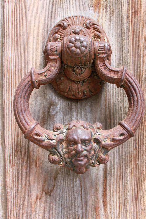 door handle door brass