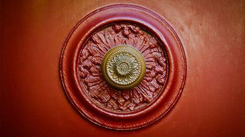 door knob door input