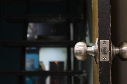 door knob aesthetics office