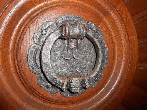 door knob tap handle