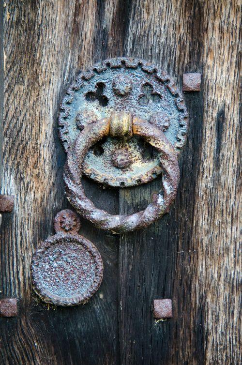 door knob knock access