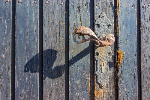 durų rankena,durų rankena,metalas,geležis,nerūdijantis,senas,rankena,šešėlis,durys,Domkratas,rusvas,rusted,pilis,uždarymas,namo įėjimas,įvestis
