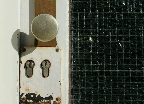 door lock locking system close