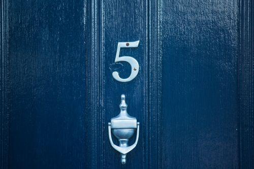 Door Number Five