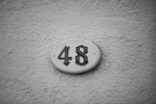 Door Number Forty Eight