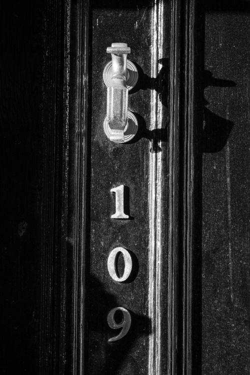 Door Number One Hundred Nine