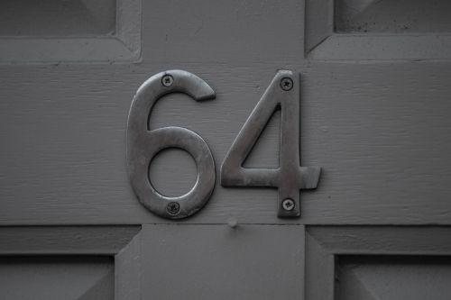 Door Number One Sixty Four