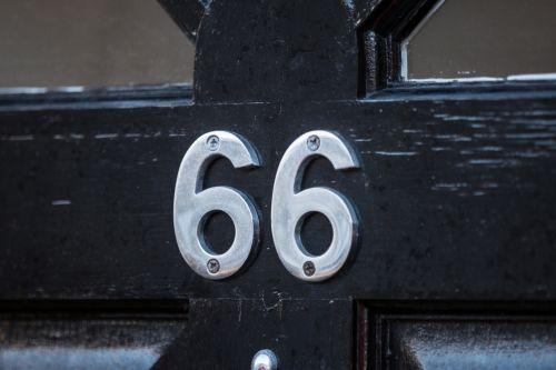 Door Number One Sixty Six