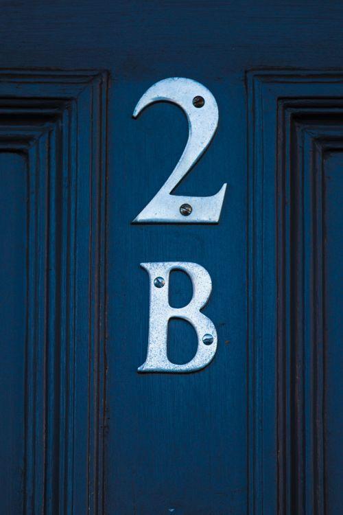Door Number One Two B