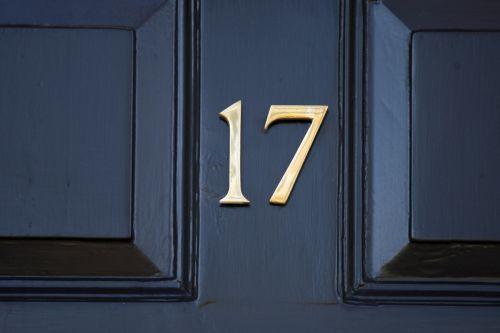 Door Number Seventeen