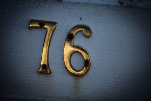 Door Number Seventy Six