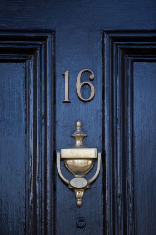 Door Number Sixteen
