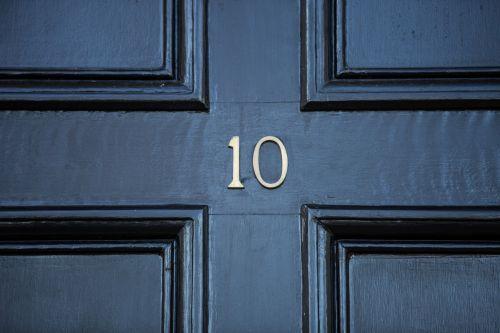 Door Number Ten