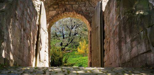 Door To Secret Garden