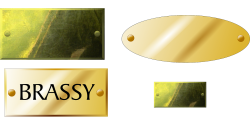 doorplates signs labels