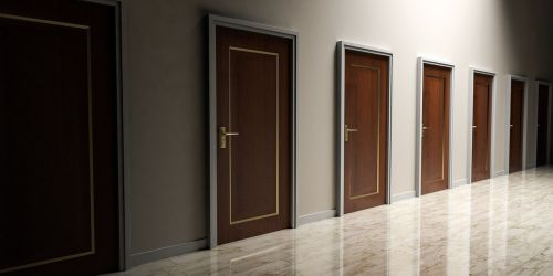 doors choices choose