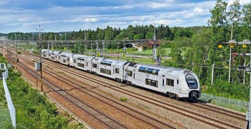 doppelstockzug sweden electrical multiple unit