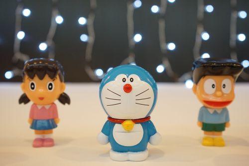 doraemon toys manga